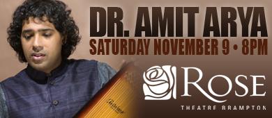 Rose Theatre Dr Amit Arya