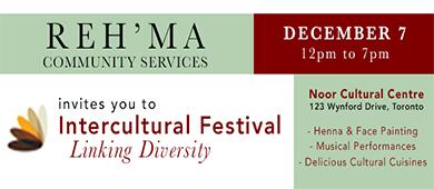 Intercultural Festival - Linking Diversity