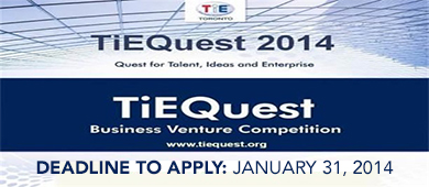 TiEQuest 2014