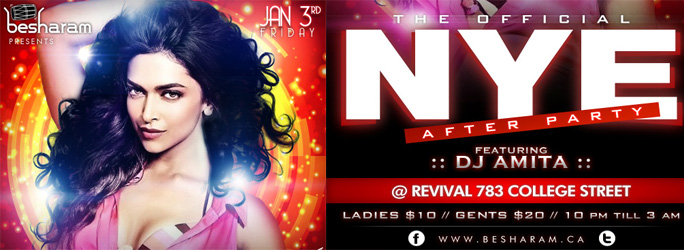 Besharam NYE After Party