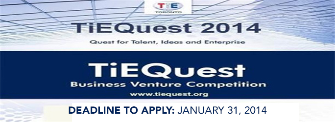 TiEQuest Business Venture Competition