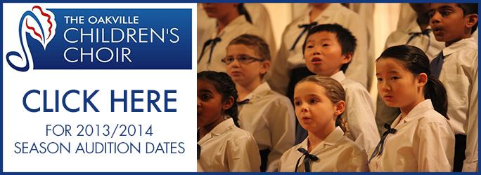 The Oakville Children's Choir