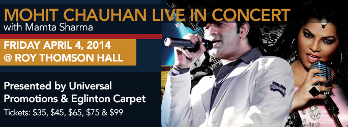Mohit Chauhan Live in Concert