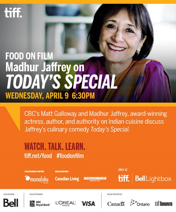 TIFF: Today's Special